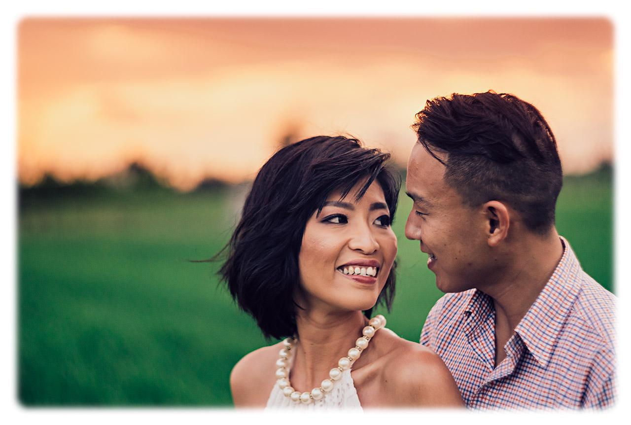 best Bali pre-wedding photographer