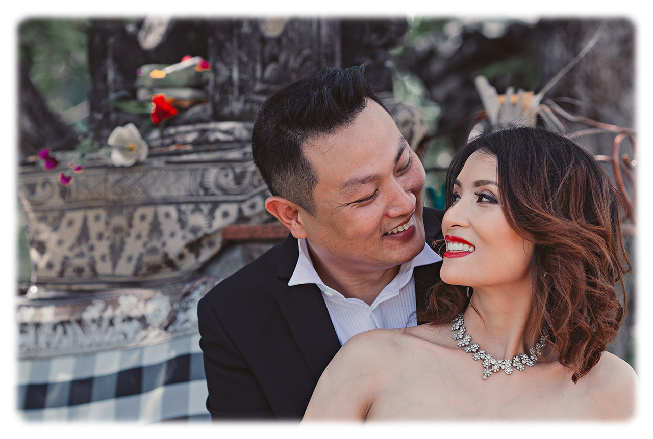 best Bali pre-wedding photographer