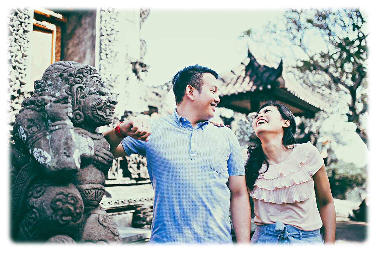 Bali honeymoon photographer Jo Yu