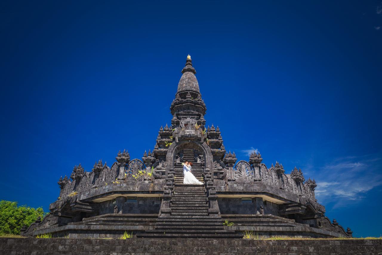 Best location pre-wedding photogphy Bali