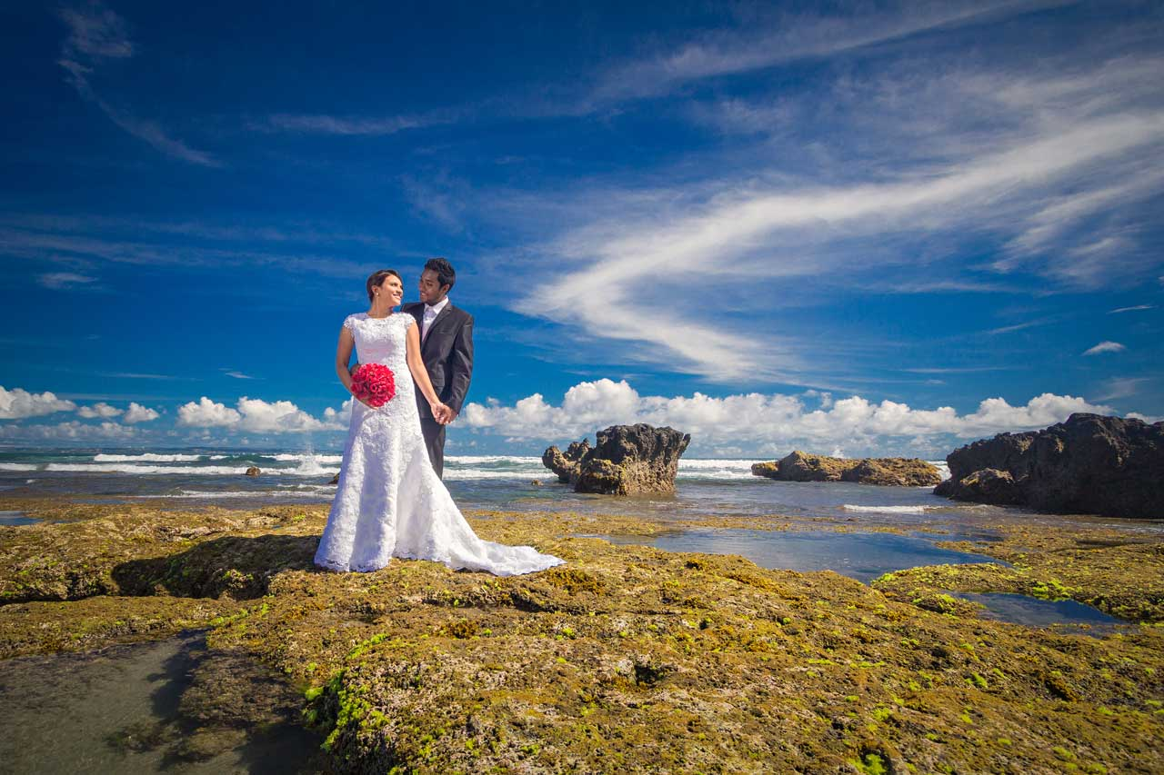 Good Locations Bali Pre wedding photo