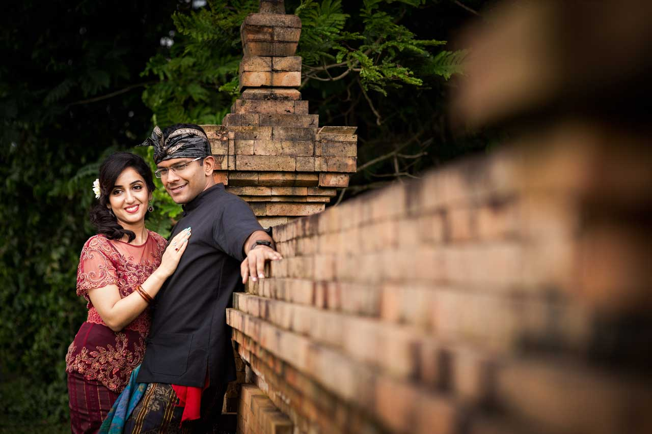 Cost for pre wedding photography Bali