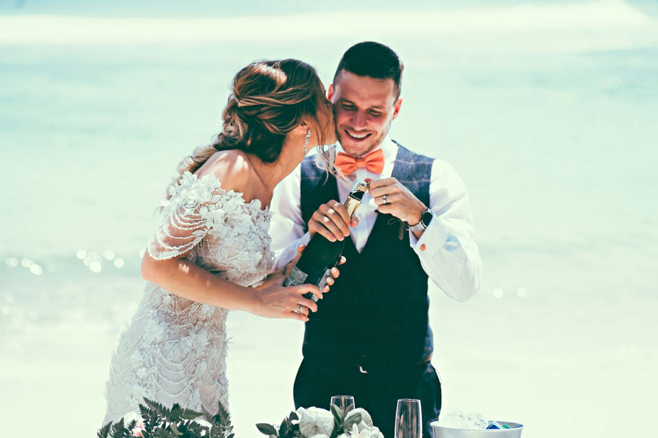 Bali beach wedding locations
