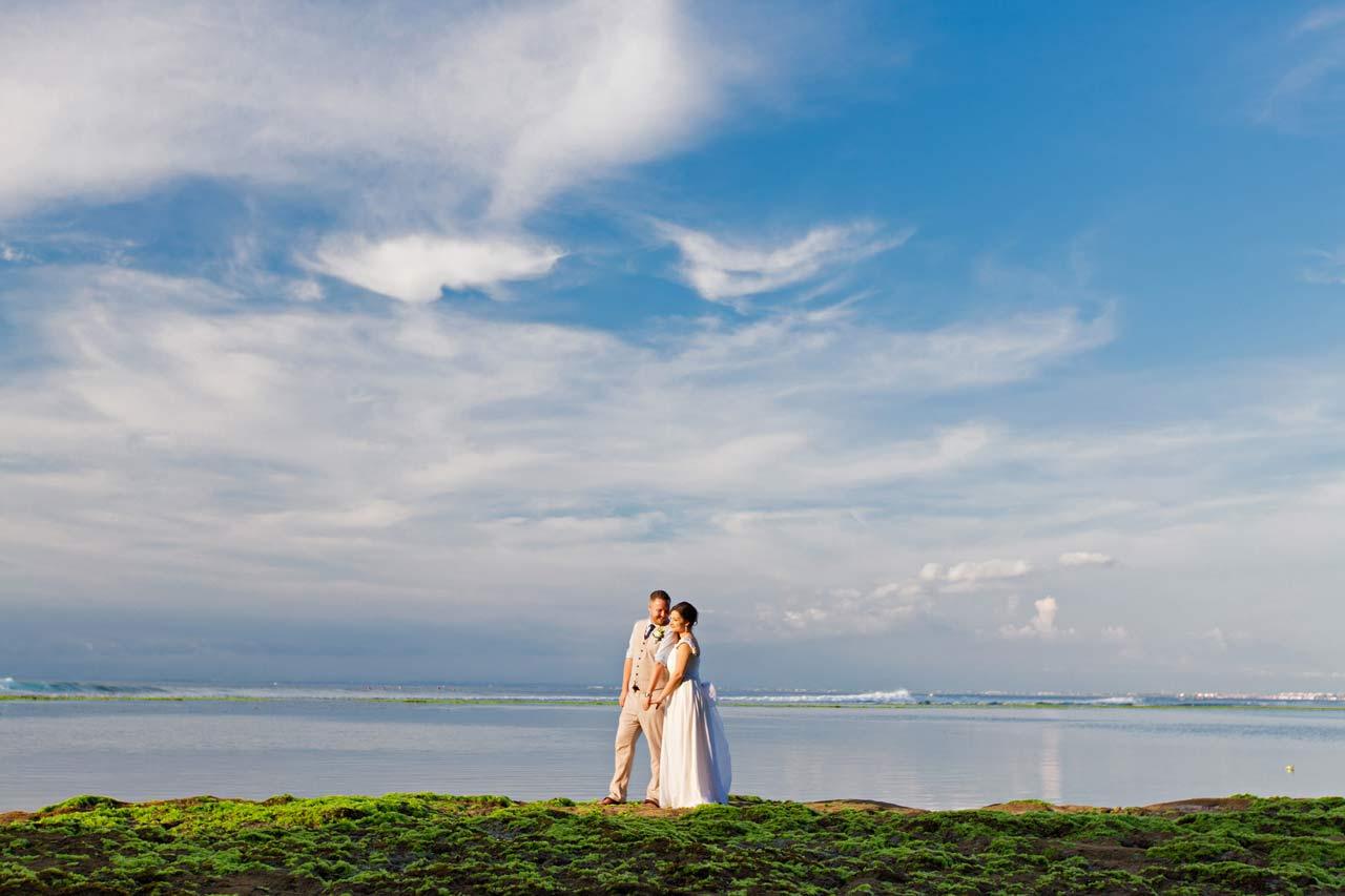 Wedding venues beach Bali
