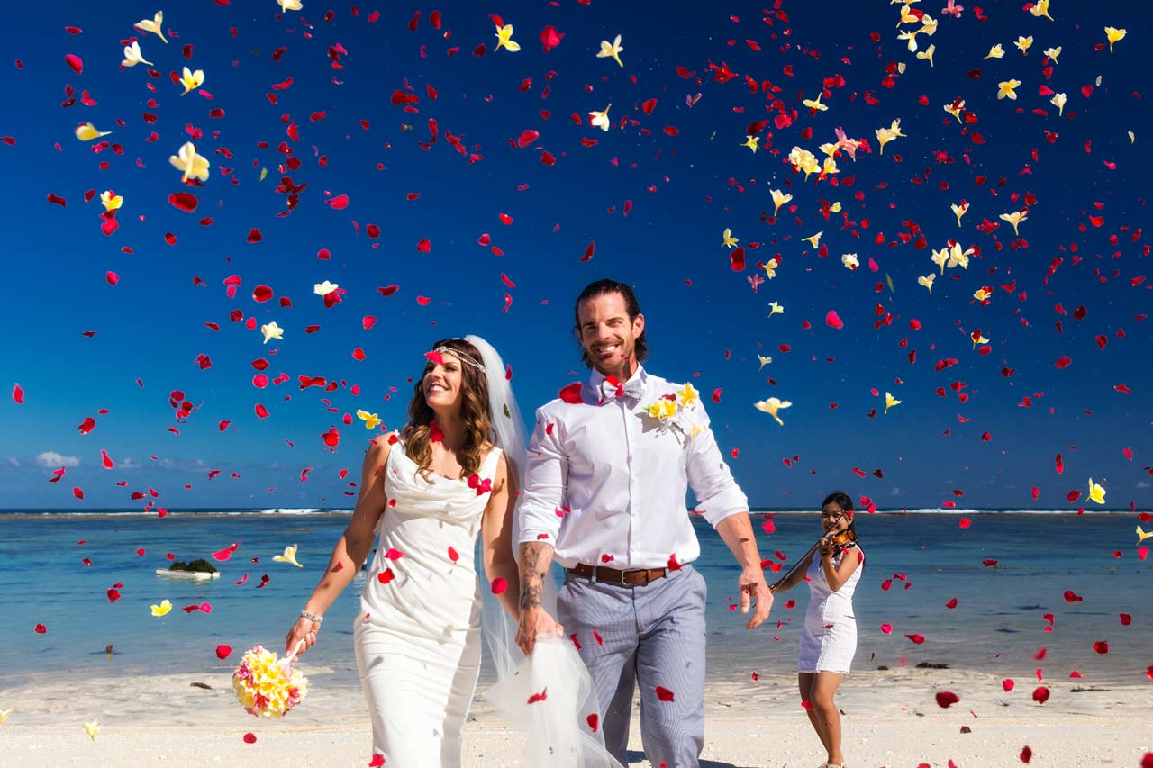 Best Bali beach weddings