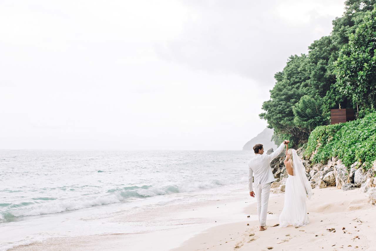 Wedding beaches in Bali