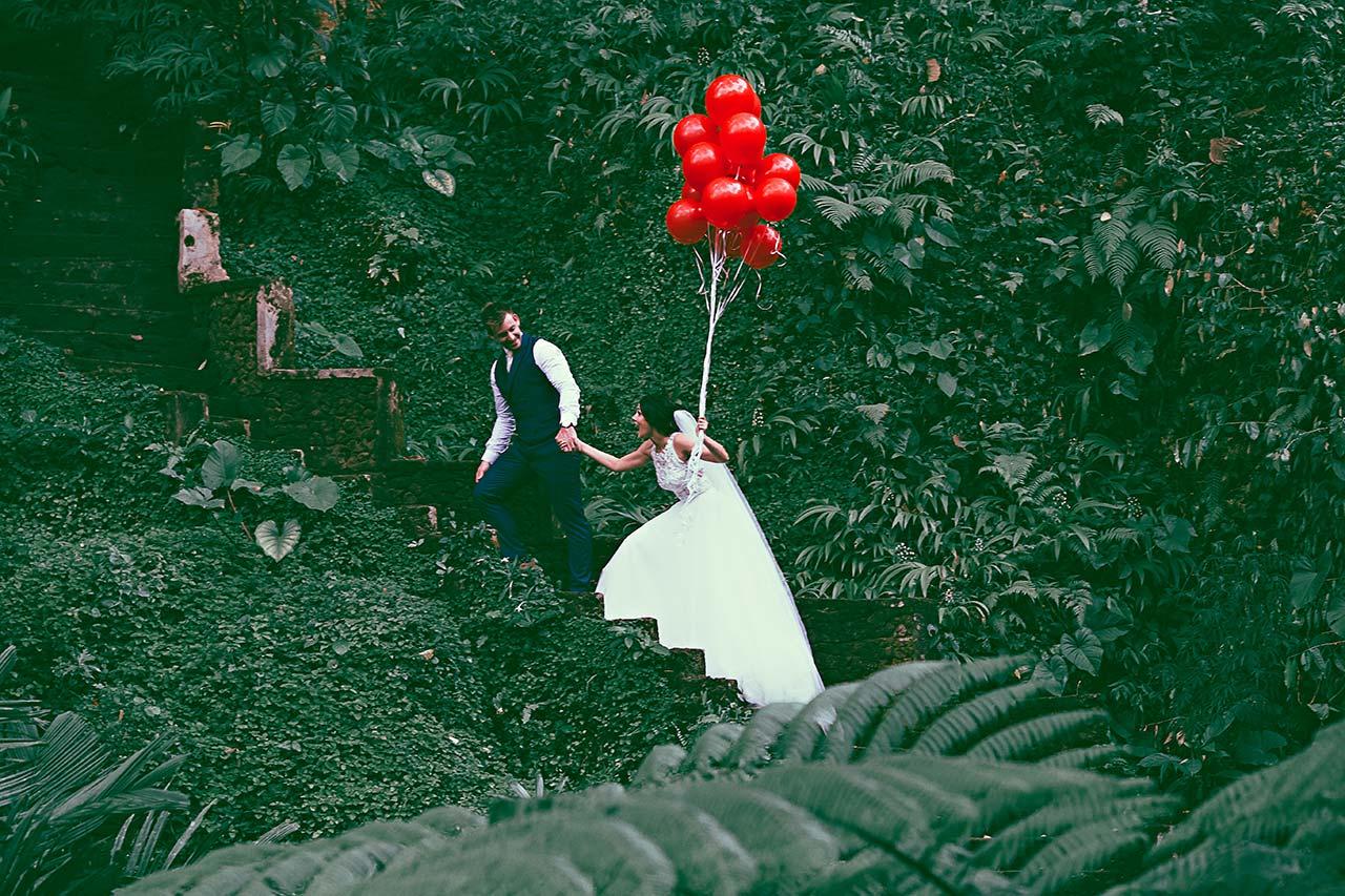 Bali Destination wedding photographers
