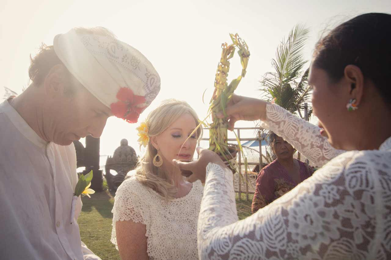 Balinese-purification-ritual-for-a-wedding